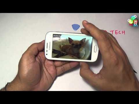 Samsung Galaxy S Duos 2 (S7582) : Service Menu/ Test Menu/ *#0*#