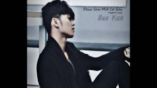 Repeat youtube video Phía Sau Một Cô Gái ( English Cover ) - Bảo Kun