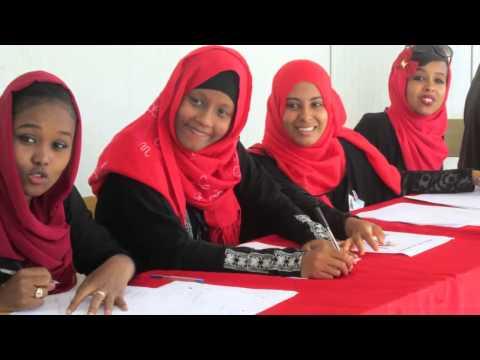 Evénement culturel et artistique à l'Université de Djibouti