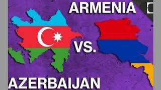 Armenia vs Azerbaijan Military power