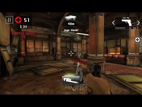 Huawei Ascend Y530 - Spiele / Gaming Test Part 1 - Shooter Games