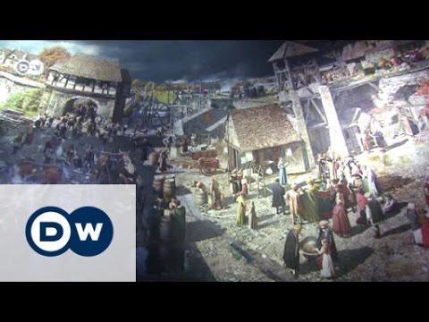 Yadegar Asisi: LUTHER 1517 | Euromaxx