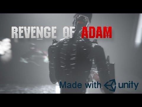 Revenge of Adam - Unity demo