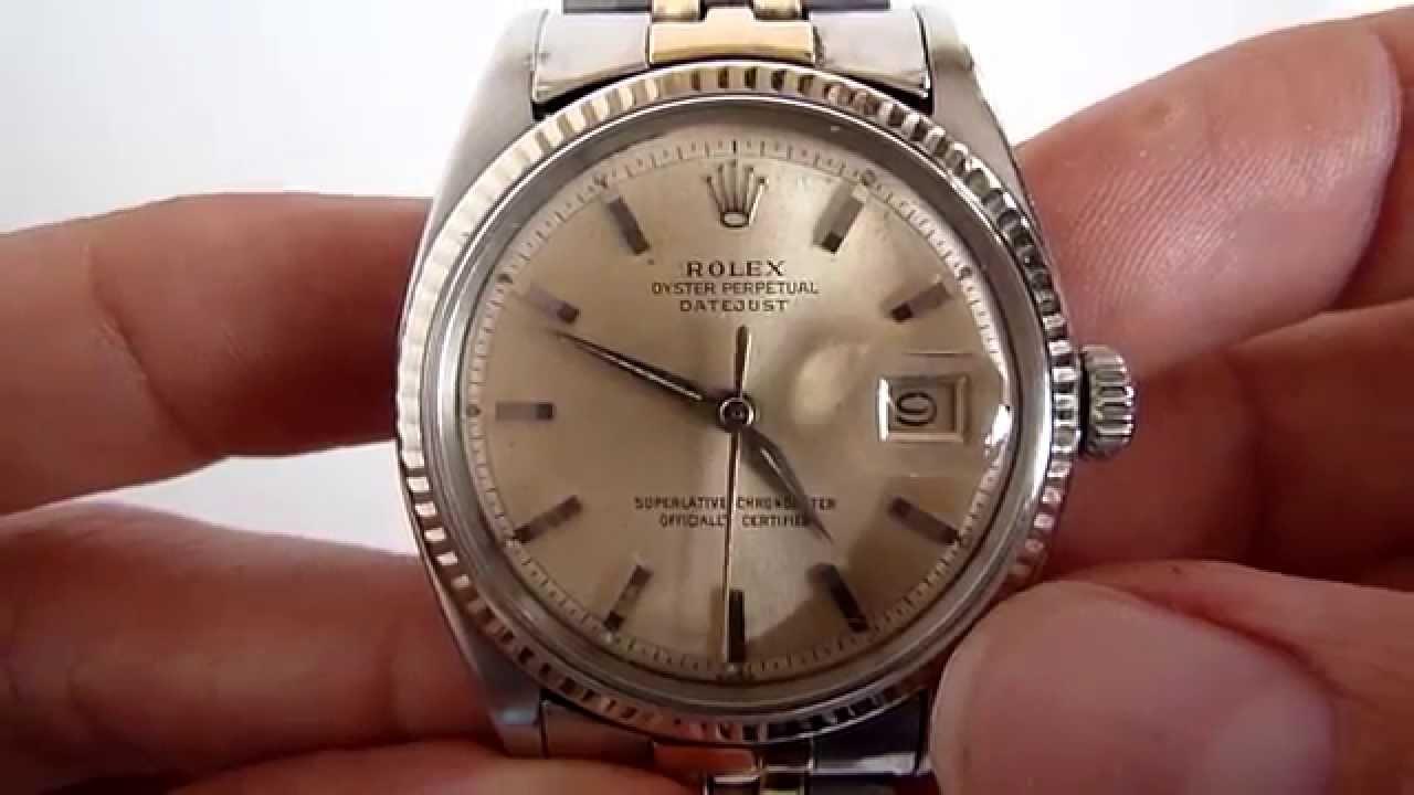 533915c16867 identificar reloj rolex original