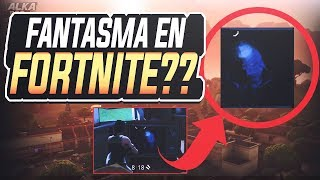 IS THERE A GHOST IN FORTNITE? - SECRET CURIOSITIES MYTHS NOT SEEN IN FORTNITE PS4