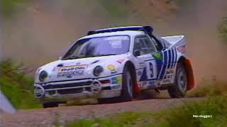 A Tribute To Group B Rally (100% No Music)