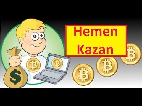 Anında Kazandıran 3 Bitcoin Sitesi    Ödeme Kanıtı    5 SANİYEDE HESABINDA