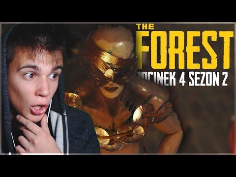 Najlepsza włócznia!? - The Forest #4 [S2]