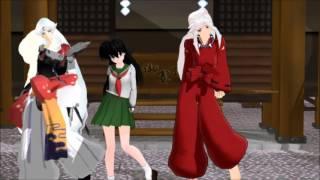Inuyasha MMD [Lupin]