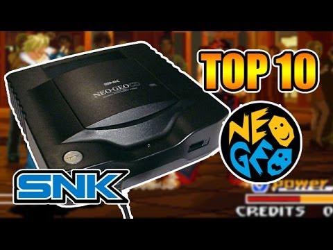 [Os 10 Melhores][Luta] - Neo Geo!