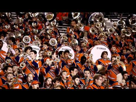 """Tiger Rag"" excerpt by Clemson Band"