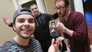 JOURNEY TO THE NEW OPTIC HOUSE!
