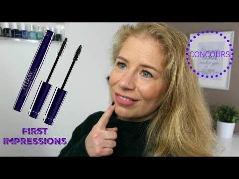 1ères impressions : Mascara Lash-Expert Twist de By Terry (+ concours)