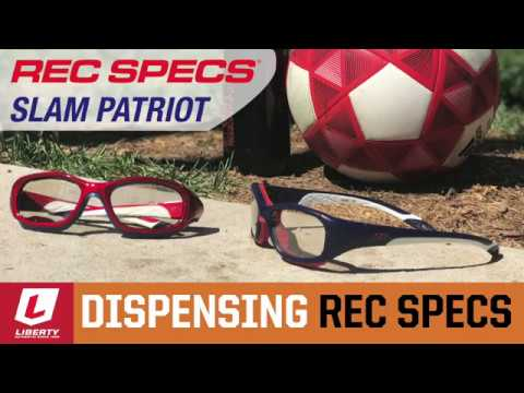 Dispensing Rec Specs - Slam Patriot