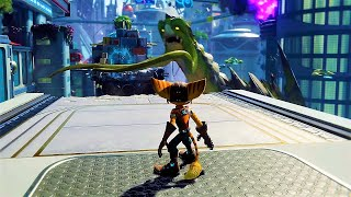 Ratchet and Clank Rift Apart Gameplay Demo PS5 4K (2020)