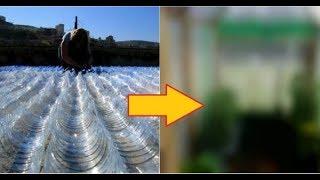 Как сделать Солнечный Водонагреватель из Пластиковых Бутылок!