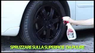 Dip Cleaner - Pulitore cerchi