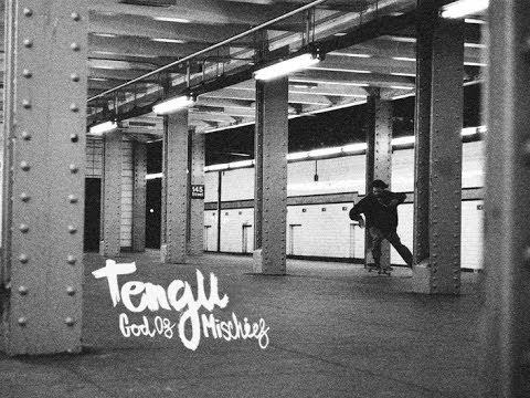 Tengu: God of Mischief - Subway Skating