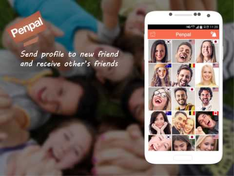 Global Friend - SNS,Video Chat,messenger