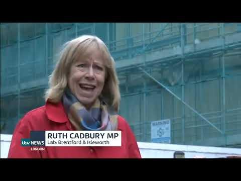 Notting Hill Genesis - Paragon Building In Brentford - ITV News London - 28/10/2020