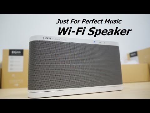 doss-cloud-fox:-wifi-multiroom-speakers