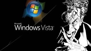Windows Vista in 2015, 8 years later...