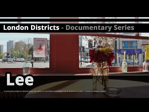 London Districts: Lee (Tour guide)