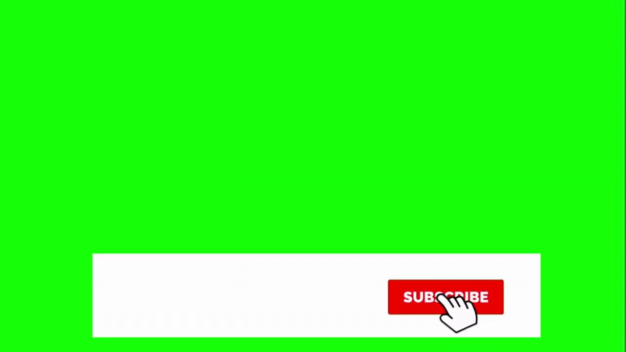 Green Screen Subscribe Button Animation Hd Best Animation Youtube Greenscreen Cool Animations First Youtube Video Ideas