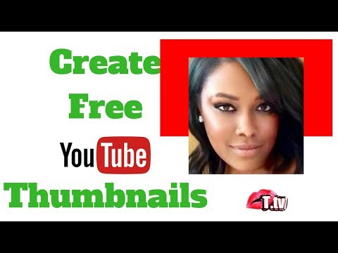 Free Thumbnails By Pixlr !! from YouTube · Duration:  7 minutes 2 seconds