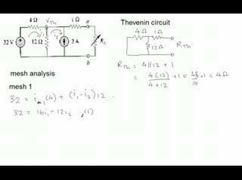 Electromechanics Tutorial Question 01-05