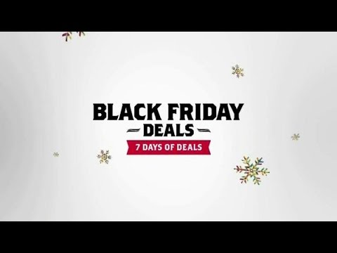 TV Commercial Spot - Lowe's Black Friday Deals - 7 Day's Of Deals ...