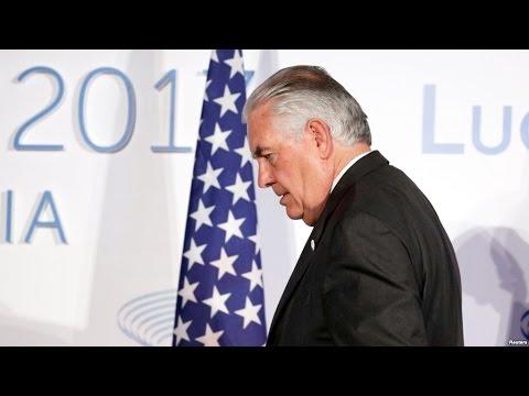 Госсекретарь США выдвинул