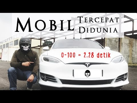 Tesla S P100D Review Indonesia