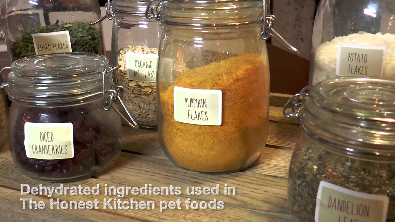 What Is The Honest Kitchen Dehydrated Dog Cat Food