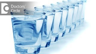 How much water to drink per day to lose weight? - Ms. Sushma Jaiswal