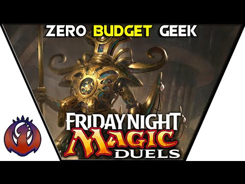 Friday Night Magic Duels | CHIEF ENGINEER | Izzet Thopter Deck