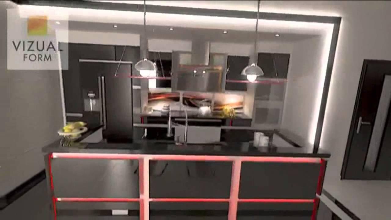Les meubles de cuisine pour la maison moderne   youtube