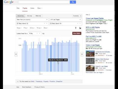 good Google Flights Intro  full