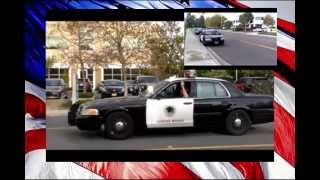 First Amendment Test Aliso Viejo Orange County Sheriff Police Harassment