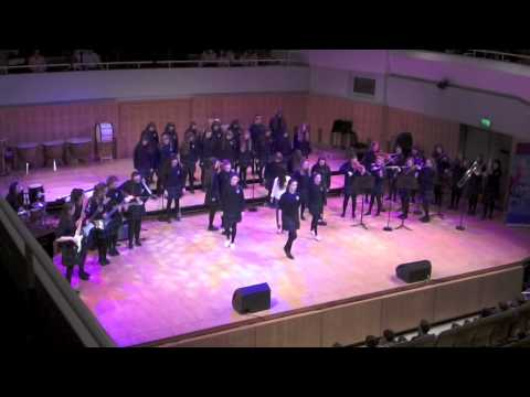 Finalists Concert  2015 – Ursuline College, Co. Sligo