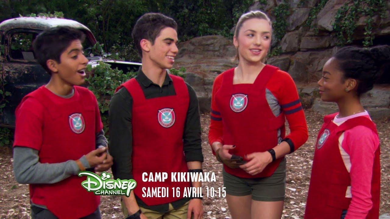 Camp Kikiwaka Darsteller