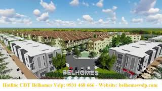 Khu đô thị Belhomes Vsip Từ Sơn Bắc Ninh