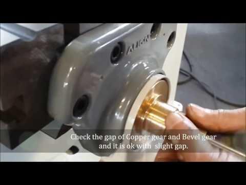Установка автоматической подачи на фрезерный станок AVEMAX