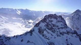 Mavic footage @ Val Thorens