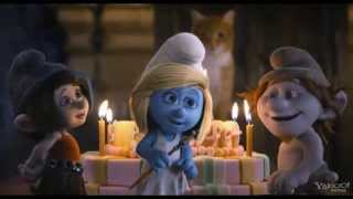 Smurfs 2 Offcial Trailer [720p HD] - Neil Patrick Harris, Brendan Gleeson