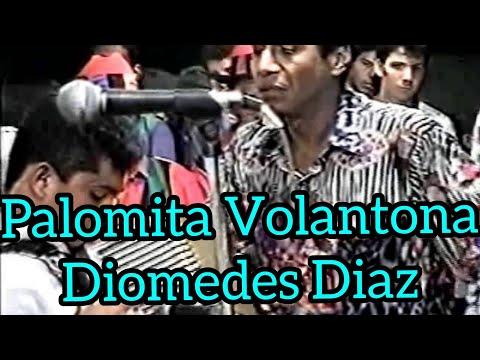 Palomita Volantona Diomedes Diaz e Ivan Zuleta En Valledupar 1995