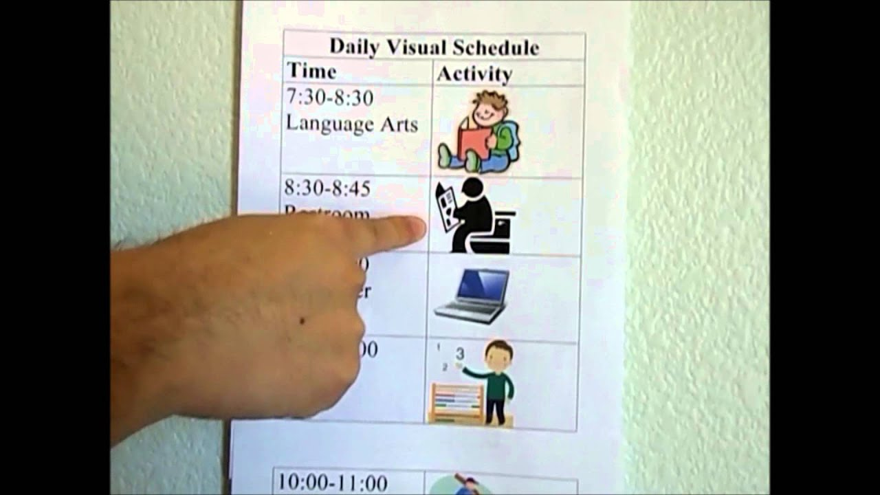 Assistive Technology for Autism - YouTube