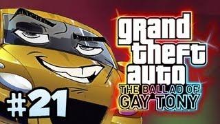 HOT DOG - GTA: Ballad of Gay Tony CARMAGEDDON MOD w/Nova, Immortal & Kevin Ep.21 thumbnail
