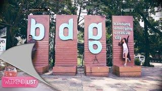 Weekend List - Shinta & Marsya One Day Trip to Bandung