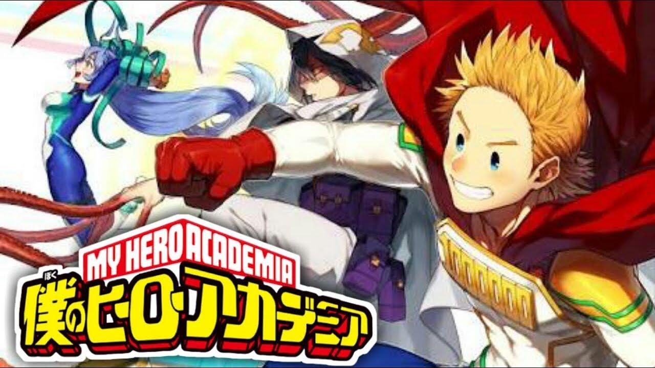boku no hero academia staffel 4